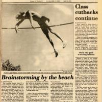 Foothill Sentinel April 30 1982