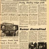 Foothill Sentinel April 28 1972