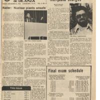 De Anza La Voz December 5 1975