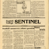 Foothill Sentinel January 23 1976