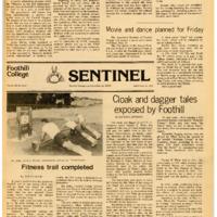 Foothill Sentinel September 19 1977