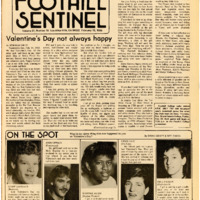 Foothill Sentinel February 15 1985