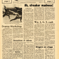 Foothill Sentinel March 15 1974