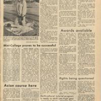 De Anza La Voz January 29 1969