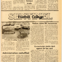 Foothill Sentinel February 29 1980