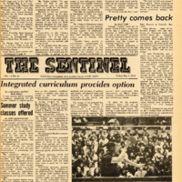 Foothill Sentinel May 5 1972