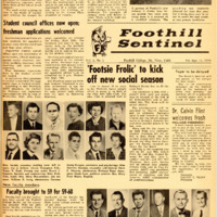 Foothill Sentinel Agosto 11 1959