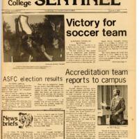 Foothill Sentinel December 3 1976