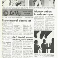 De Anza La Voz March 22 1968