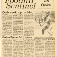 Foothill Sentinel May 17 1985