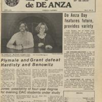 De Anza La Voz June 4 1976