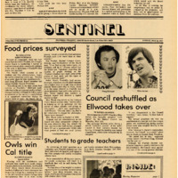 Foothill Sentinel May 23 1975