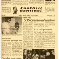 Foothill Sentinel August 10 1965