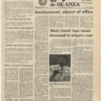 De Anza La Voz May 17 1974