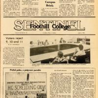 Foothill Sentinel June 6 1980
