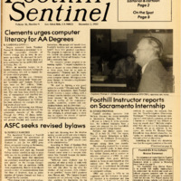 Foothill Sentinel December 2 1983