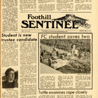 Foothill Sentinel February  5 1971