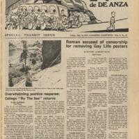 De Anza La Voz May 16 1975