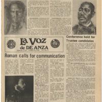 De Anza La Voz February 14 1975