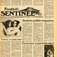 Foothill Sentinel August 15 1971