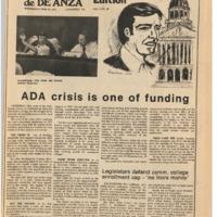 De Anza La Voz June 18 1975
