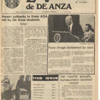 De Anza La Voz September 26 1975