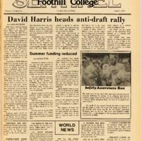 Foothill Sentinel April 27 1979