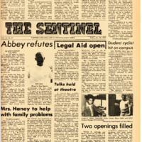 Foothill Sentinel January 28 1972