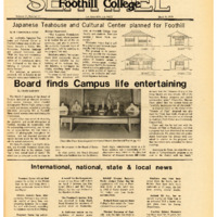 Foothill Sentinel March 9 1979