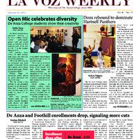 De Anza La Voz February 11 2013