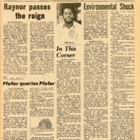 Foothill Sentinel January 21 1972
