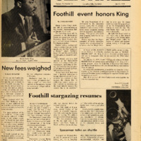 Foothill Sentinel January 12 1979
