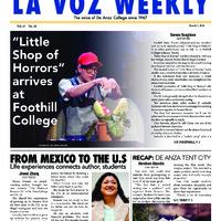 De Anza La Voz March 3 2014