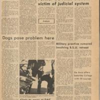 De Anza La Voz November 5 1971