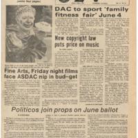 De Anza La Voz June 2 1978