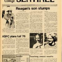 Foothill Sentinel June 11 1976