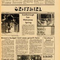 Foothill Sentinel June 6 1975