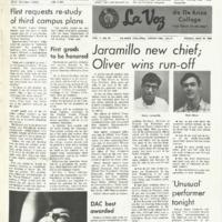 De Anza La Voz May 24 1968