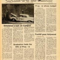 Foothill Sentinel June 8 1979